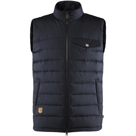 Fjällräven Greenland Down Liner Vest Men night sky